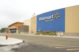 Walmart In Walmart Supercentre Canada