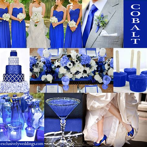royal blue and ivory wedding decorations 10 awesome wedding colors you t thought of
