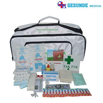 Kotak P3k Dan Isi isi kotak p3k standar tas toko medis jual alat kesehatan