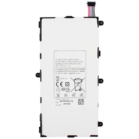 Samsung Tab 3v T211 samsung galaxy tab 3 7 0 t210 t211 3 7v 4000mah rechargeable li ion battery cell phone