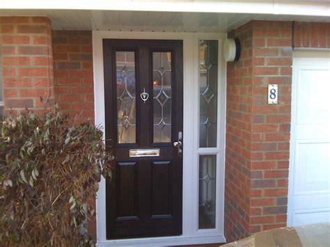 how to fit a composite front door composite doors advanced windows