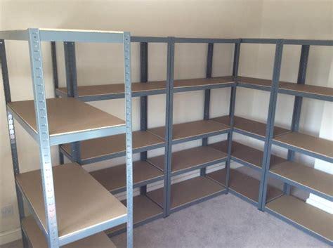 Metal Garage Shelves Ideas