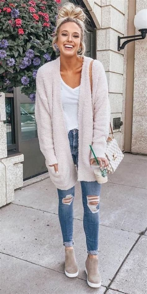 cute spring outfits  women  fashion