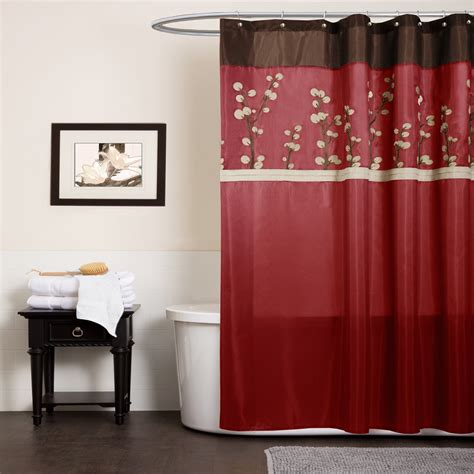 red black and white shower curtains red and black shower curtains www imgkid com the image