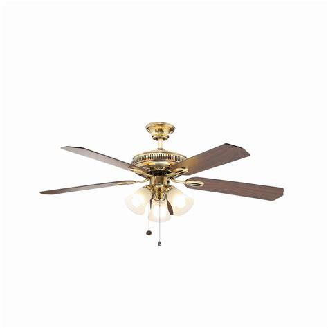hton bay glendale 52 ceiling fan parts hton bay glendale 52 in flemish brass ceiling fan