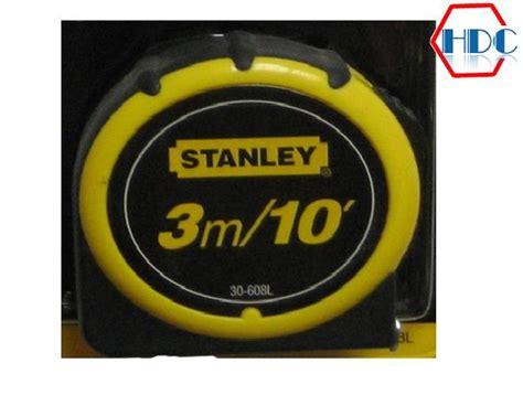 Meteran Stanley 3m 10 30 608l thuoc cuon 3m stanley th豌盻嫩 cu盻冢 3m stanley th豌盻嫩
