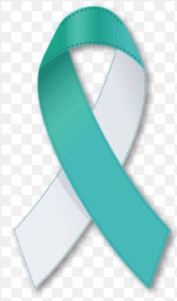 cervical cancer ribbon color 30 best list of cancer awareness ribbons images on