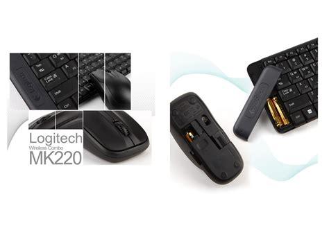 Logitech Wireless Desktop Mk220 logitech wireless desktop mk220