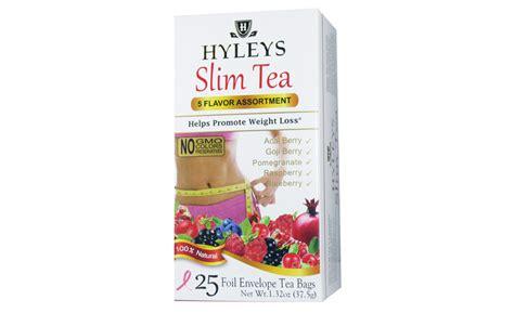 Label Funtional Beverages Weightloss Detox Sleep by Hyleys Tea New Wellness Teas 2015 12 01 Prepared Foods