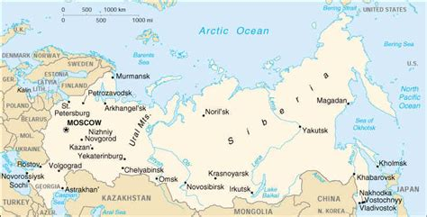 russia google russia map