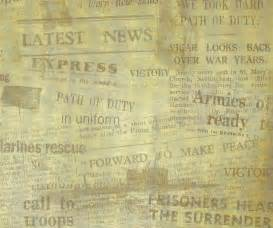 yellow old newspaper texture newspapers background