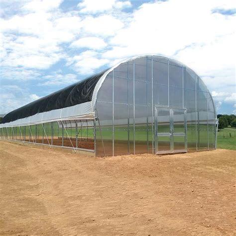 growspan series  tall greenhouse    double