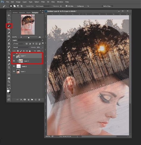 double exposure effect photoshop tutorial by spoongraphics 1000 ideas about double exposure tutorial on pinterest