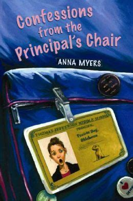 confessions from the principal s chair by myers