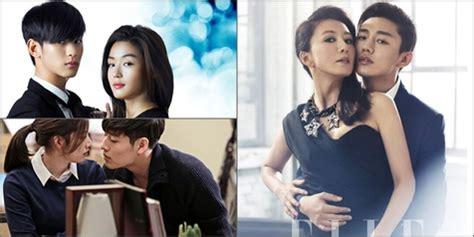 film romantis korea anak sekolah kim soo hyun kisah cinta guru dan murid drama korea