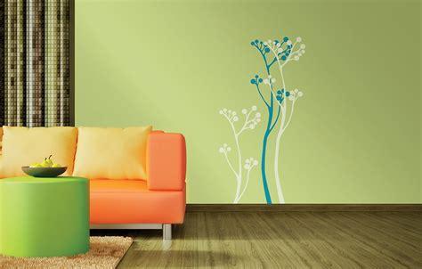 asian paint summer bloom stencil  colourdrive wall