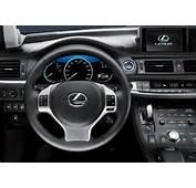 Lexus CT 200h Resimleri