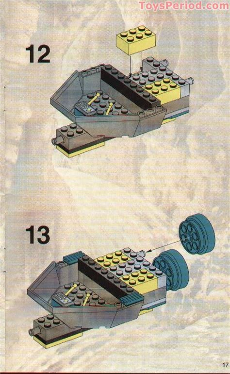 Lego Part Trans Rock 1 X 1 5 Point lego 4940 granite grinder set parts inventory and