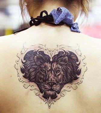tattooed heart jungle vibe 1000 ideas about lion tattoo girls on pinterest small