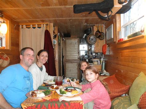 tiny house for family of 4 meet the tiny house family who built an amazing mini home