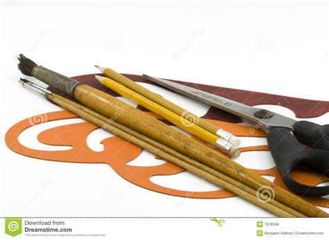 design clothes tools tools designer clothes royalty free stock image image