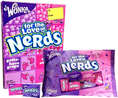 Wonka Giant Nerds Candy Box 12oz.