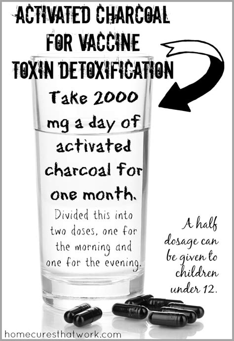 Vaccine Detox For by Detoxification And Health Restoration After Vaccination