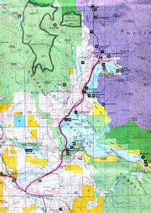 forest service colorado forest service maps