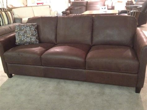 Natuzzi Brown Leather Sofa B580 Sofa In Brown Leather By Natuzzi Editions Labor Day Sale