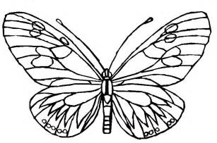 coloring pages of butterflies butterfly coloring part 3