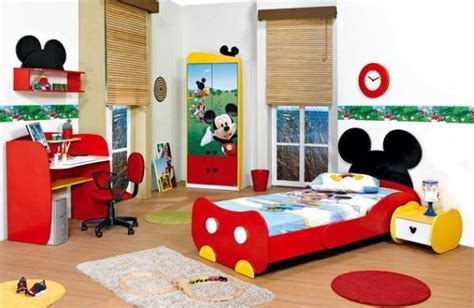 mickey mouse themed bedroom 23 modern children bedroom ideas for the contemporary home