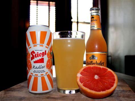 Job Resume In German by Totally Radler Blend Of Beer And Grapefruit Soda Is The