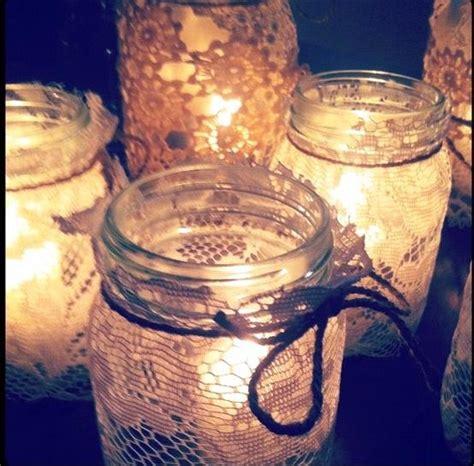 Pretty Jar Candles by Ideas Wedding So Pretty 905054 Weddbook