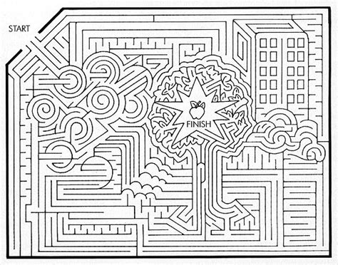 printable lds mazes fun page liahona mar 2000 liahona