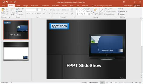 Using Powerpoint For Digital Signage Using Microsoft Powerpoint Templates