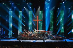 Stage Draping Willow Creek Stage Design Easter Pinterest Church