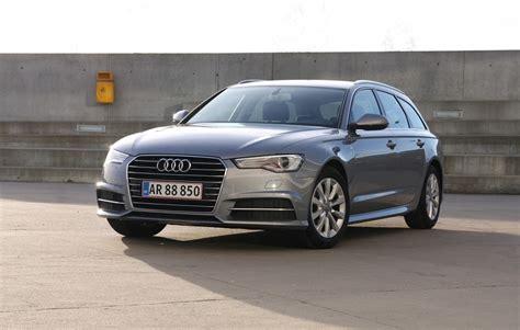 Audi A6 Teszt by Test Ingen Midtvejskrise For Audi A6 Hvilkenbil Dk