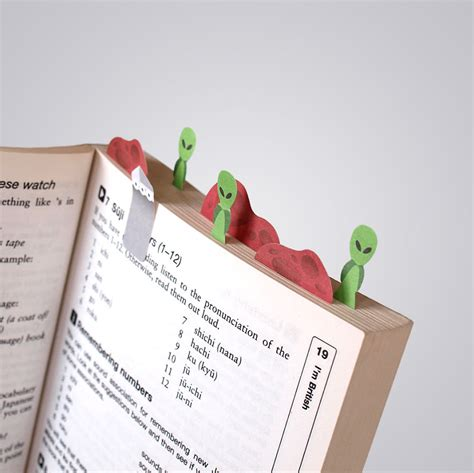 Paper Bookmarks To Make - tiny paper bookmarks let you grow charming miniature