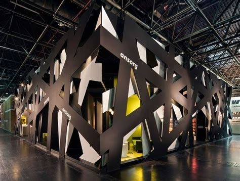 booth design architecture 13 best images about futuristic booth designs on pinterest