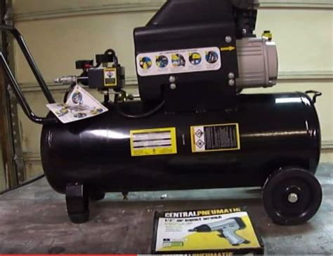central pneumatic air compressor parts and units all you need to