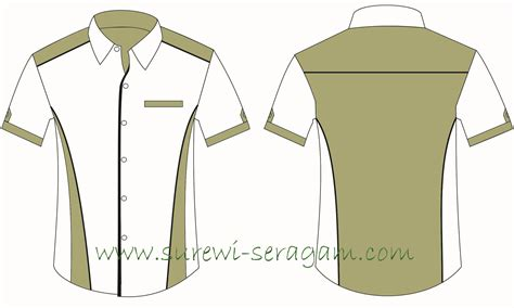 post desain seragam kerja keren cv surewi wardrobe