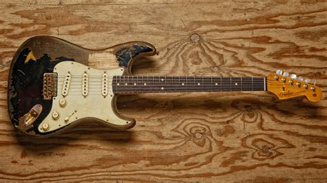 Fender New Pajero 2015 Up Custom Fender weapon of choice why the stratocaster survives npr