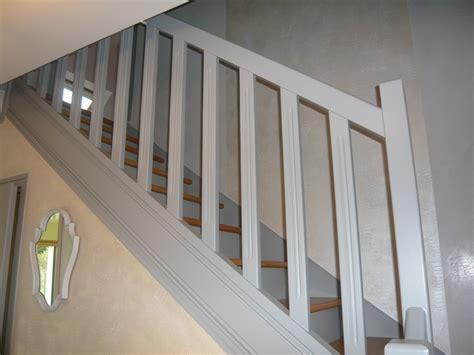 Couleur Peinture Cage Escalier by Conseils D 233 Co Entr 233 E Cage D Escalier