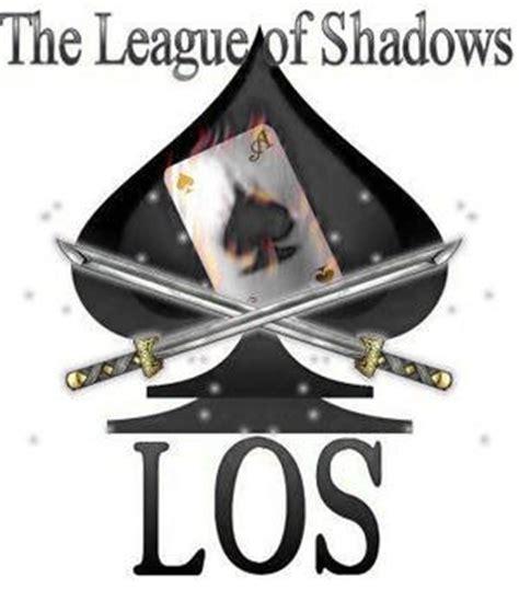 Born Of Shadows The League the league of shadows rpg comic vine