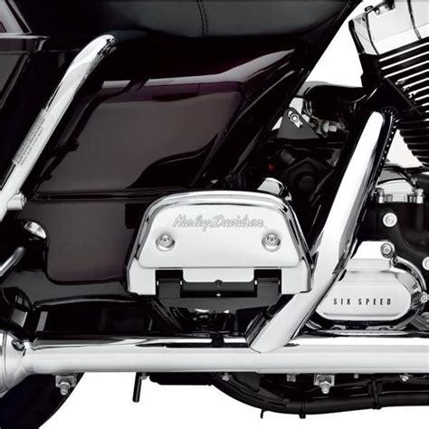 Harley Passenger Footboards by 50782 91 Harley Davidson Script Passenger Footboard Covers
