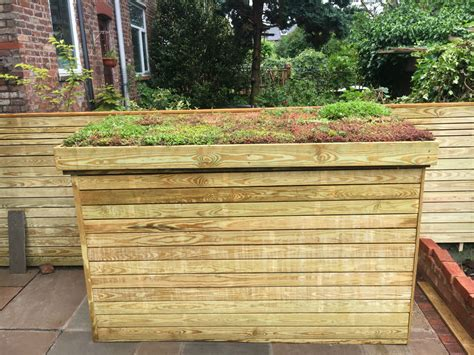 living roof bike shed green roof installers suppliers green roofs naturally