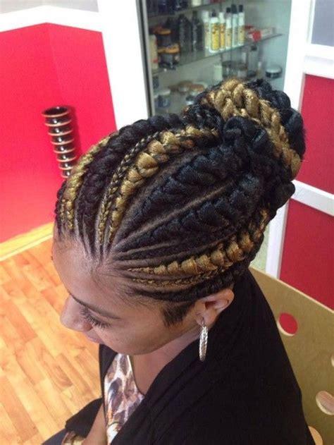 big goddess braids in bun a famous hairstyle goddess braids bad ass hair