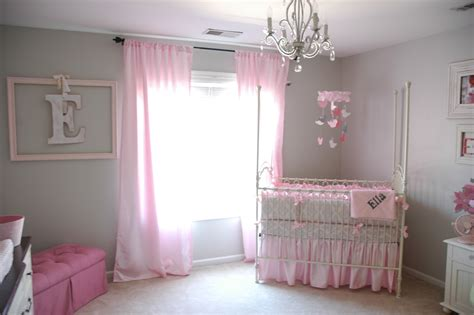 pink curtains for baby room baby nursery decor crib pink curtains for baby nursery