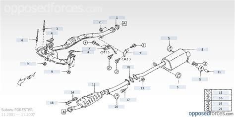 subaru forester exhaust system diagram subaru forester exhaust system diagram 38 wiring diagram