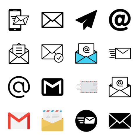 email icon vector email vector icon www pixshark com images galleries
